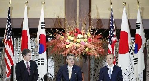 韩美日拟于明年1月在美举行副外长级会议