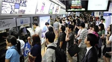 金融保险行业在韩薪水最高 月均2万5千元领跑