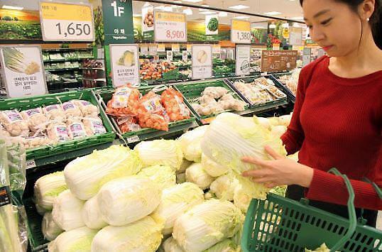 韩12月消费价格指数同比涨1.3% 全年涨1%