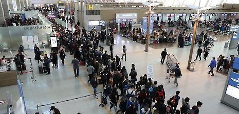 近三成韩国人一年内旅游次数为0