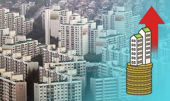 去年韩国公寓价格增幅回落 首尔一枝独秀增幅再创新高
