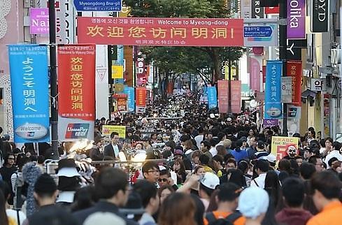 韩2017年计划吸引游客1800万人 将推出各种对策