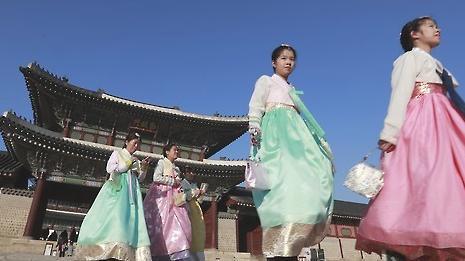 去年古宫参观人次1061万 外国游客年比增加60%