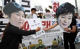 .独立检察组拟以受贿罪定罪朴槿惠和崔顺实.