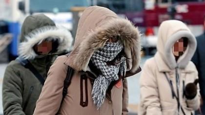 [气象]首尔今日最低气温零下9度 本周末强冷空气来袭