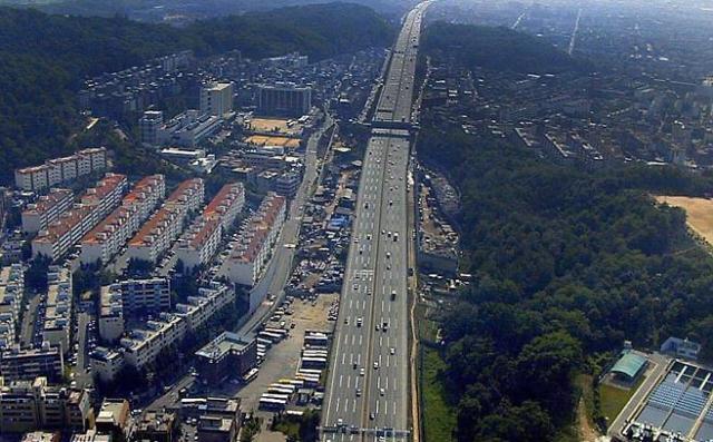 韩国计划兴建13条高速公路 总长度达5000公里