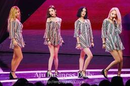 Speculation erupts  about Wonder Girls dissolution