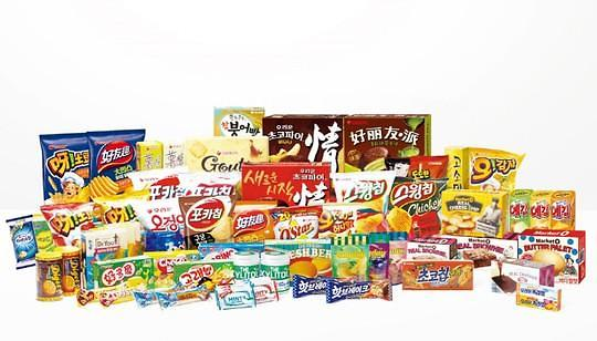 韩国零食在华遇冷转攻新兴市场