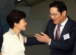 .大企业涉贿金额或达1150亿韩元 独检组下月当面调查朴槿惠.