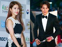 """'アジアの星'BoA&俳優チュウォン熱愛!・・・""""映画や運動など共通の関心事が多い"""""""