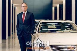 [아주초대석] 요한 드 나이슨 캐딜락 총괄사장 韓 판매 1000대 넘어...디젤 도입 성장 잇는다