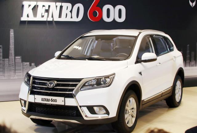 中国产SUV首次打入韩国市场 高性价比为制胜法宝