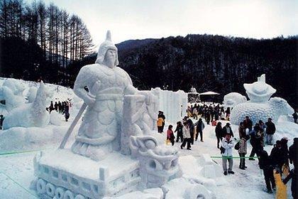 越冷越要High 盘点韩国冬季庆典TOP3