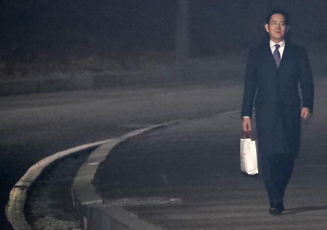 李在鎔サムスン電子副会長の拘束令状棄却!