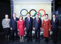 [영상중국] IOC 방문한 시진핑 베이징 동계올림픽 성공적 개최에 총력
