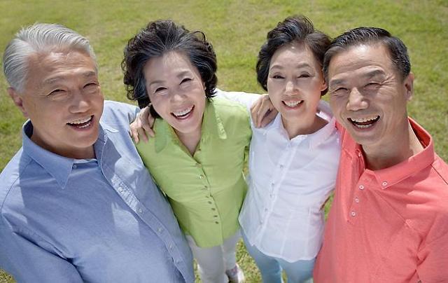 """韩20年后或成""""老年共和国"""" 低生育率老龄化加剧成绊脚石"""