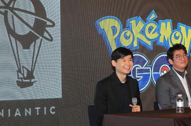 风靡全球AR手游《精灵宝可梦GO》正式在韩上线