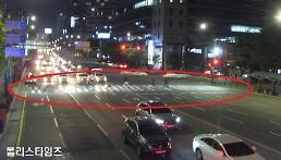 Crosswalk illumination leads to sharp drop in traffic accidents