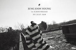 Singer Jung Joon-young releases teaser for comeback