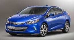 GMs Chevrolet Volt EV makes debut in S. Korea