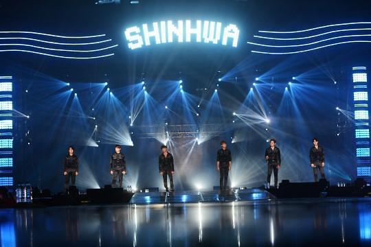 神话台湾演唱会大获成功 成员Junjin重新演绎《双截棍》