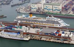 .Cruise ship to serve as floating hotel for Pyeongchang Olympics guests.