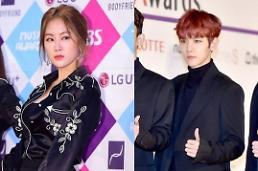 .SISTAR昭宥与EXO伯贤本月推出合作新曲.