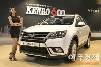 국내시판 첫 중국SUV '켄보 600'…'가성비'로 흥행 몰이