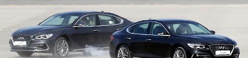 韩国中大型轿车热度不减 销量连续两个月超中型车