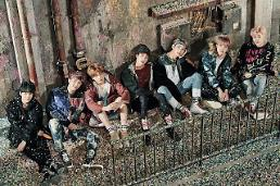 .Boy group BTS new track Spring Day hits 10 million YouTube views.
