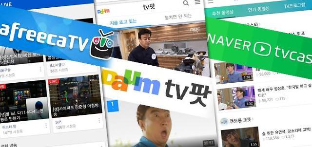 韩国网络主播尺度大引争议 仅穿内裤逛便利店