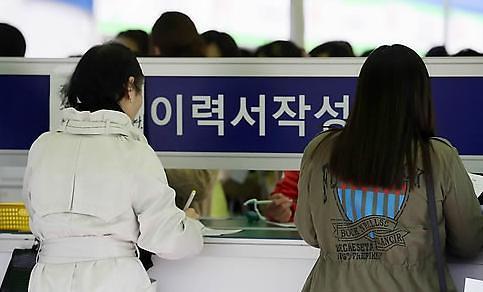 韩1月就业人口同比增24.3万人 政府将发布解决方案提振就业