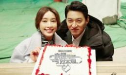 Actor Joo Jin-mo admits dating Chinese actress Zhang Li
