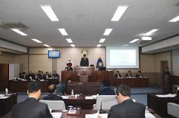 상주시의회, 2017년도 '제177회 첫 임시회' 개회