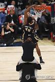 로빈슨 3세, NBA 올스타전 '덩크왕' 등극…'3점슛왕'은 에릭 고든