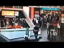 김정남 CCTV 동영상, 피살까지 걸린 시간은 2.33초…범행 후 유유히 사라져 [영상]