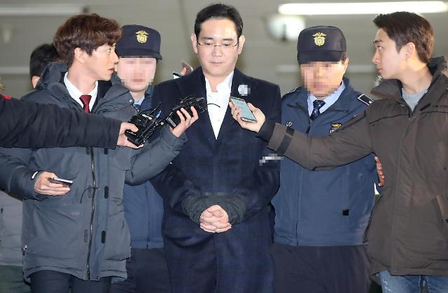 三星太子被捕:被铐住的不只是李在镕还有韩国经济