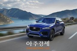 재규어 F-PACE, 프리미엄 SUV 시장 신흥강자