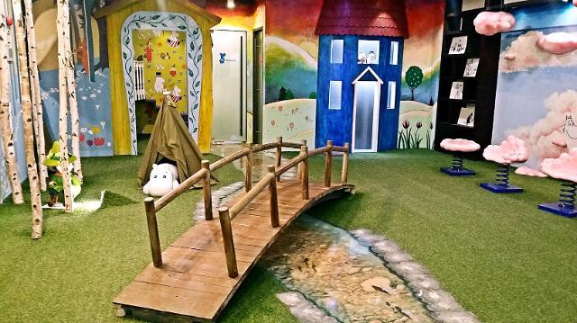 [AJU VIDEO]可爱的姆明博物馆