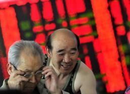 [중국증시] 상승세 지속에 상하이 3개월래 최고치....창업판은 1.38% 급등