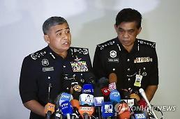 말레이시아 경찰 김정남 가족 안 왔다..암살에 北 대사관·고려항공 직원 연루 (종합)