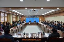 이용우 부여군수, 신임이장과의 군정발전 간담회 개최
