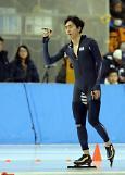 [2017 삿포로 동계아시안게임] 이승훈, 男 10000m도 金…부상 투혼 '2관왕'