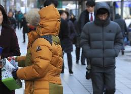 .明日首尔再迎强降温.