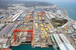 Hyundai shipyards union launches its first full strike in 23 years