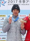 김마그너스, 2017 삿포로 동계 아시안게임 10km 클래식 '銀