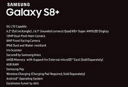 Samsung Galaxy S8+ specs leaked online: Rumors