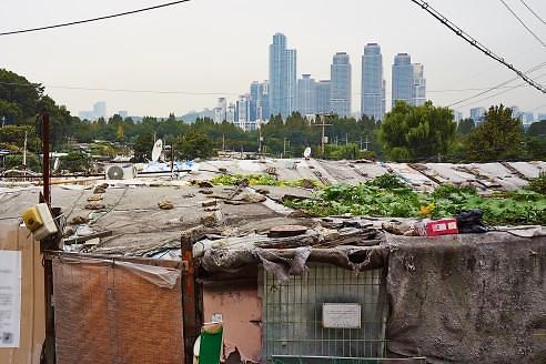 统计厅:去年韩国家庭贫富差距进一步扩大