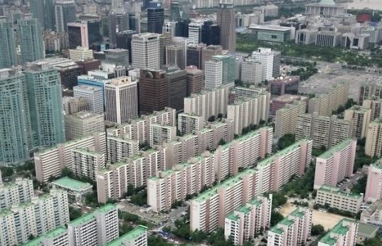 韩国公寓楼均价每平米2万 达历史最高值