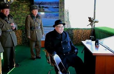 .At least five N. Korean security officials executed with anti-aircraft machine gun: NIS .